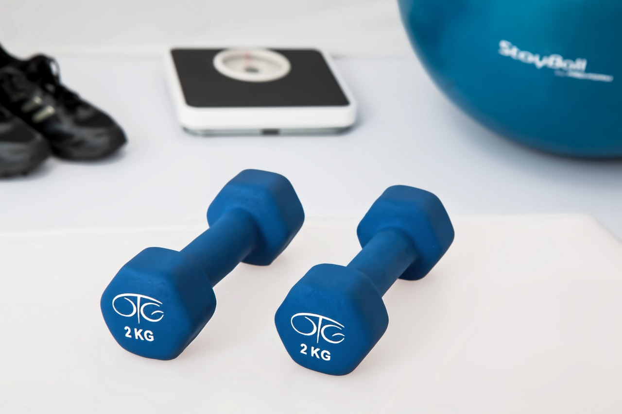 equipment for workout at home